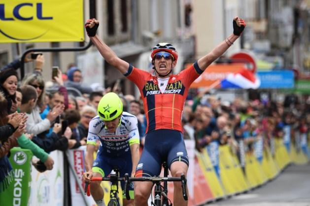 Dylan Teuns slaat dubbelslag: ritwinst en leiderstrui in Dauphiné