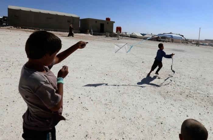 Frankrijk haalt Maaseikse weeskinderen van IS-strijder terug uit Syrië