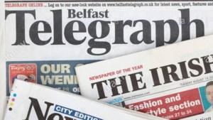Mediahuis mag Ierse krantengroep overnemen