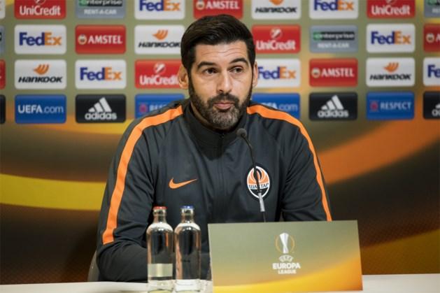 Paulo Fonseca is nieuwe coach van AS Roma