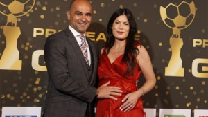 Interland van Rode Duivels is ten huize Martinez zo belangrijk dat hoogzwangere vrouw van bondscoach komt kijken