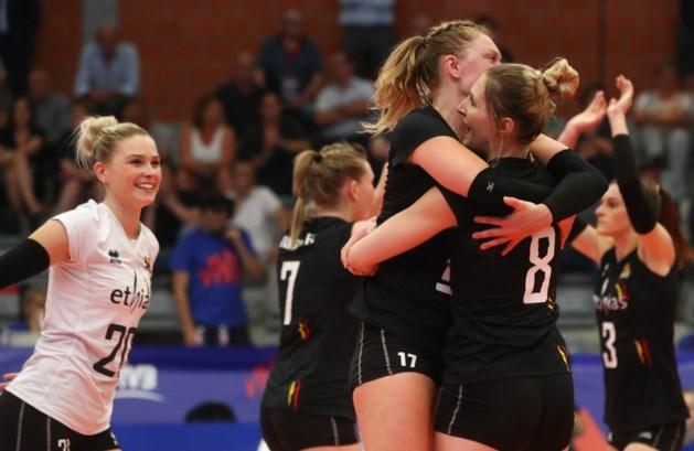 """Yellow Tigers stunten tegen Rusland in Women's Nations League: """"Dit is een ongelooflijke start"""""""