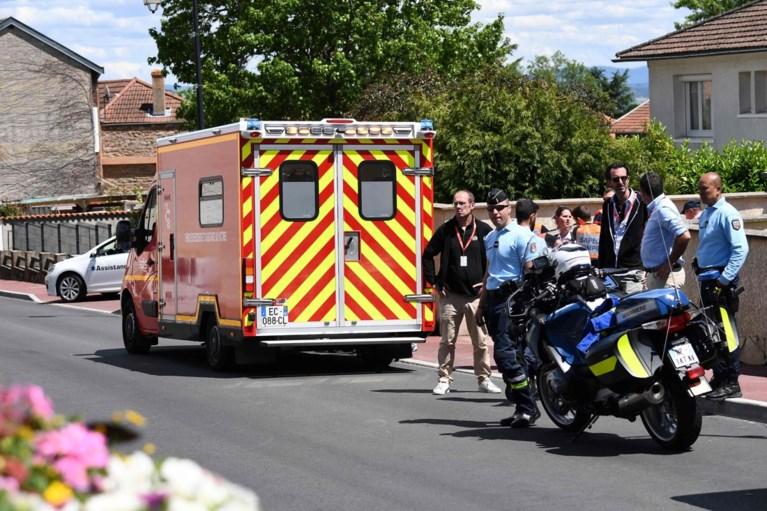Geen Tour de France voor topfavoriet Chris Froome na vreselijke val in Dauphiné