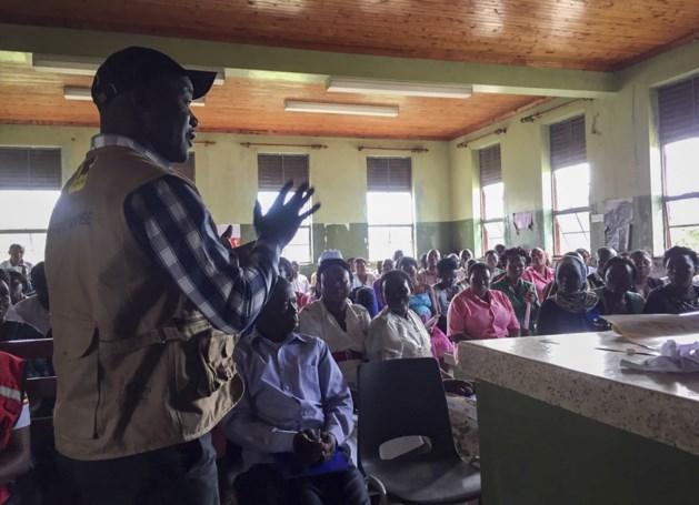 Kleuter gestorven aan ebola in Oeganda