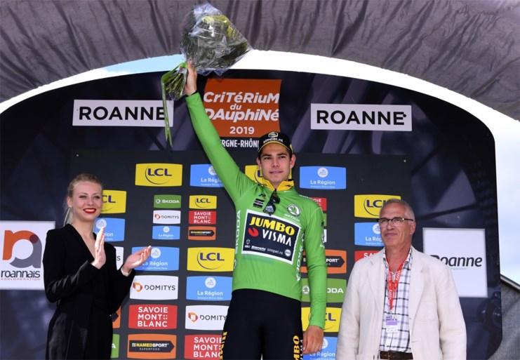 Dit had hij zelfs niet durven dromen: Wout van Aert overklast wereldtoppers in tijdrit Dauphiné