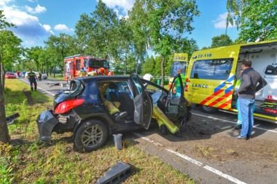Belgische zwangere vrouw gewond na zwaar ongeval in Valkenswaard