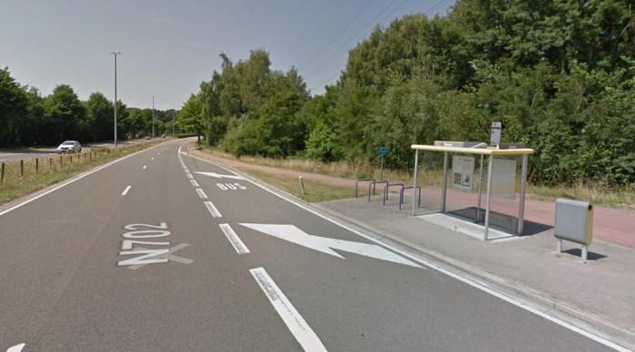 Boudewijnlaan in Diepenbeek krijgt dit weekend busbaan