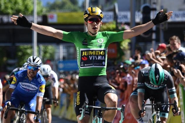 Ongelofelijk: Wout van Aert wint nu ook massasprint in de Dauphiné!