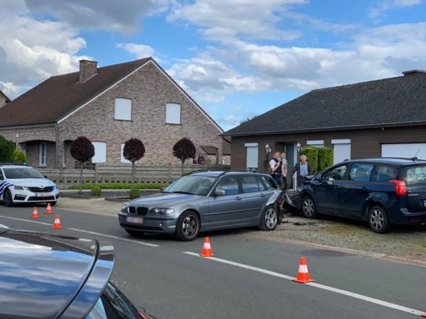Twee Bocholtse kinderen gewond na ongeval in Neeroeteren