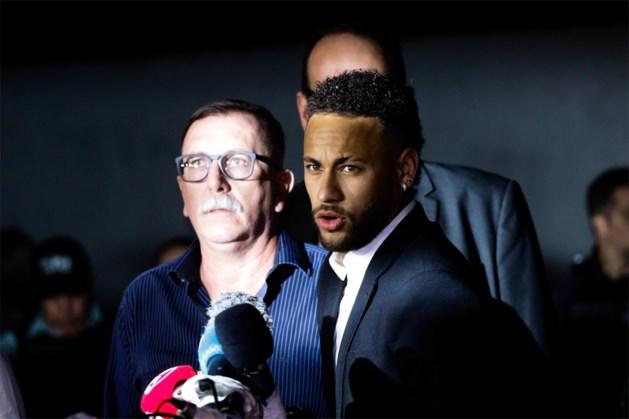 """Neymar werd vijf uur lang ondervraagd in verkrachtingszaak: """"De waarheid zal vroeg of laat duidelijk worden"""""""