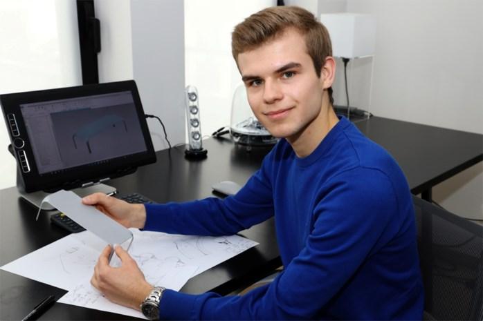 Hasseltse student in de prijzen in internationale designerswedstrijd
