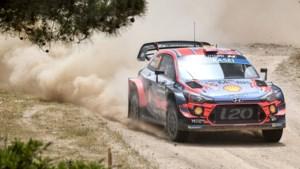 Dani Sordo leidt na chaotische tweede dag, Thierry Neuville beleeft moeilijke namiddag in Rally van Sardinië