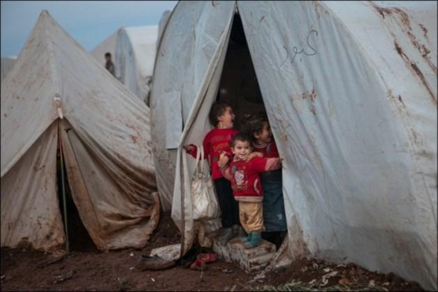 Zes kinderen van Syriëstrijders zijn aangekomen in België