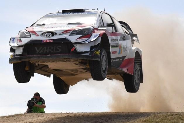 Tänak oppermachtig op derde dag, Neuville volgt als zesde in Rally van Sardinië