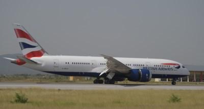 Boeing van British Airways moet noodlanding maken in Istanboel