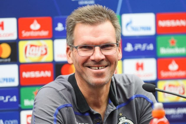 Rudi Cossey wordt de nieuwe hulptrainer van Cercle Brugge, naam hoofdcoach wordt woensdag bekendgemaakt