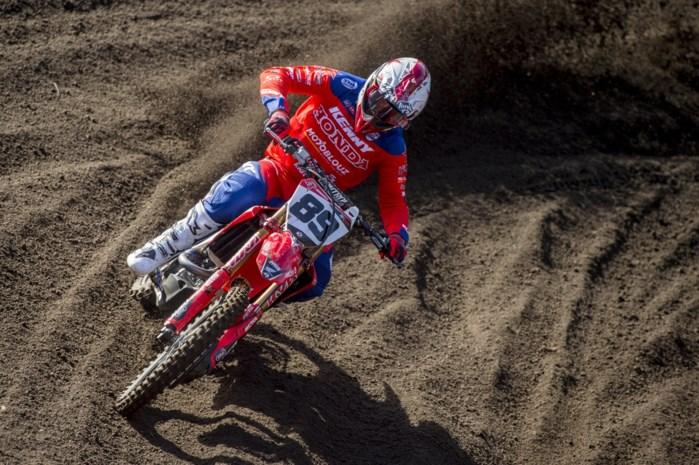 Motocross: Herlings op pole, Van Horebeek vierde