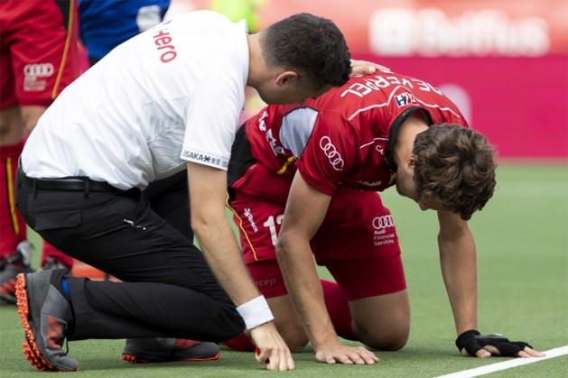 Onfortuinlijke Red Lion scheurt ligamenten linkerenkel en mist Final Four