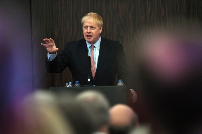 """Geheim plan"" om Boris Johnson te kronen tot Brits premier onder vuur"