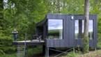Kijk binnen bij Loof Cabin: knus vakantiehuisje tussen de bomen in Hoeselt