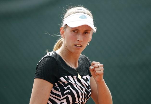 Elise Mertens en Alison Van Uytvanck in Mallorca naar tweede ronde, Kirsten Flipkens is uitgeschakeld