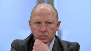 Bonte wil Crombez weg als voorzitter