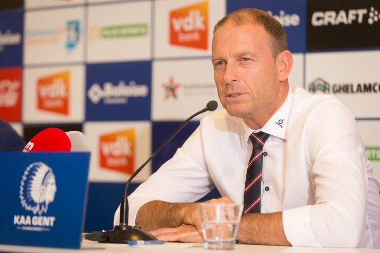 """AA Gent-bestuur spreekt formeel vertrouwen uit in coach Jess Thorup: """"We gaan transparanter werken"""""""