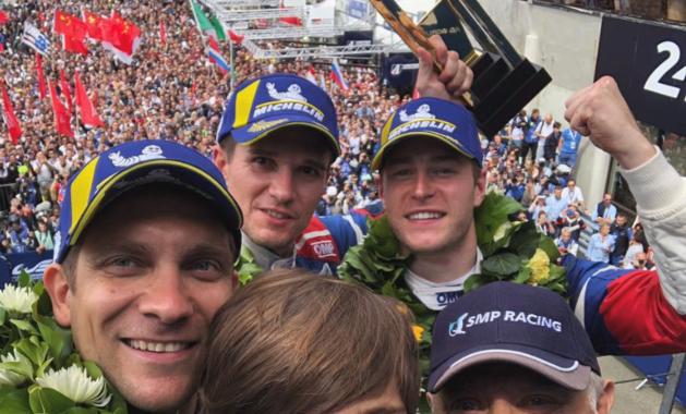 """Stoffel Vandoorne na podium in Le Mans: """"Een geweldige eerste ervaring"""""""