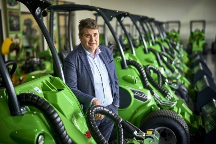 Machines in land- en tuinbouw straks ook elektrisch