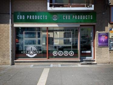 Nu ook cannabiswinkel in centrum van Genk