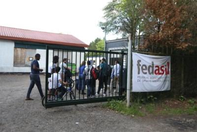 Sluiting asielcentrum Parelstrand Lommel nogmaals uitgesteld