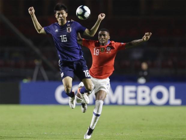 Tomiyasu met Japan onderuit op Copa America