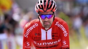 Tourdeelname Tom Dumoulin nu echt in gevaar: Nederlander daagt niet op voor hoogtestage