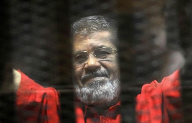 Vroegere Egyptische president Mohamed Morsi overleden in gerechtszaal