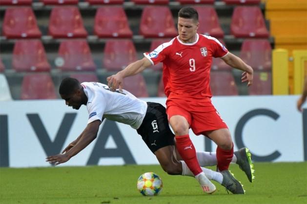 Duitsland start EK U21 met zege, Real-aanwinst Luka Jovic verliest met Servië