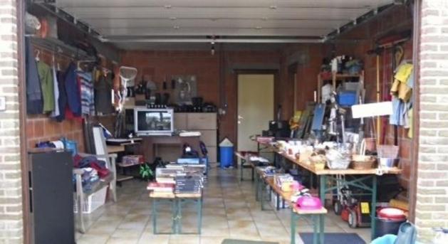 350 Deelnemers voor eerste Oudsbergse garageverkoop