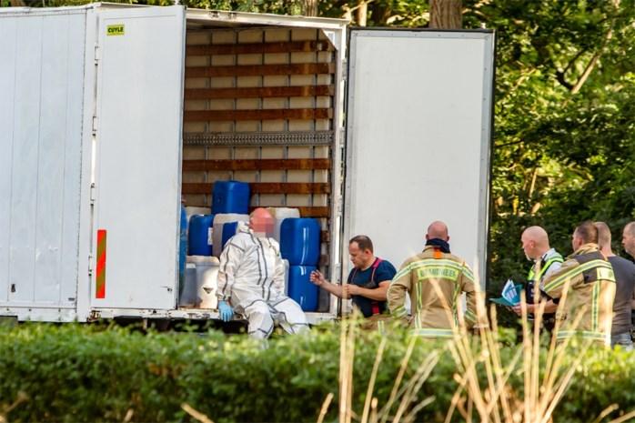 22 verdachten opgepakt in drugsonderzoek dumpingen van chemisch afval