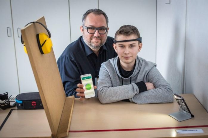Hasseltse app filmt aanvallen van 'stille' epilepsie: beelden van grote waarde voor dokters
