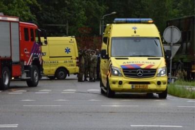 Bliksem slaat in op militaire basis: veertien gewonden, één zwaargewond naar ziekenhuis