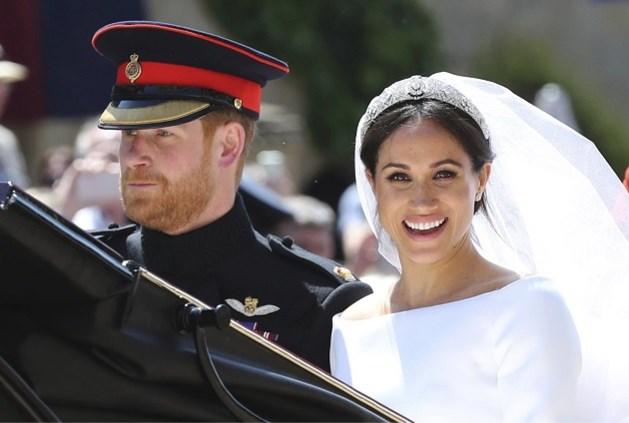 Meghan Markle vertelt voor het eerst over haar huwelijk met Harry