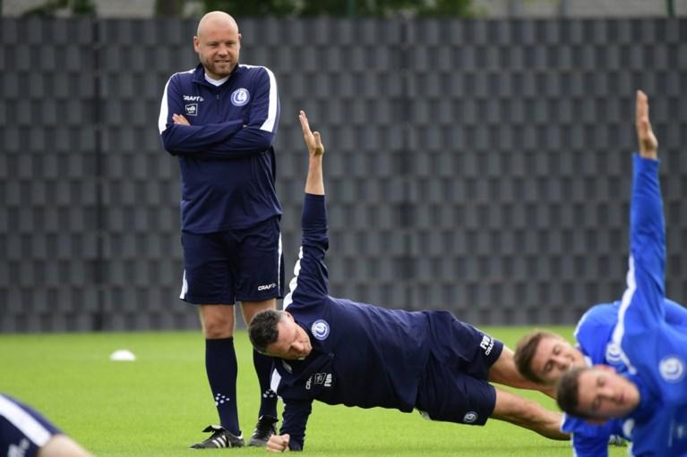 """AA Gent verwelkomt drie nieuwkomers op training: """"Ze lieten alvast geen slechte indruk na"""""""