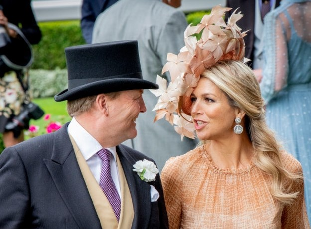 Niet Kate Middleton, maar koningin Máxima steelt de show tijdens de Britse Royal Ascot