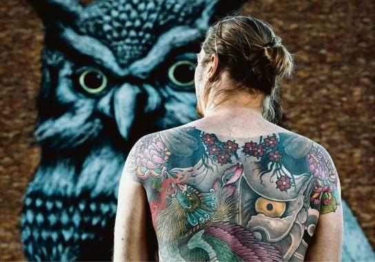 Kunstwerken om mee te dragen: onze fotograaf toont tatoeages met een verhaal