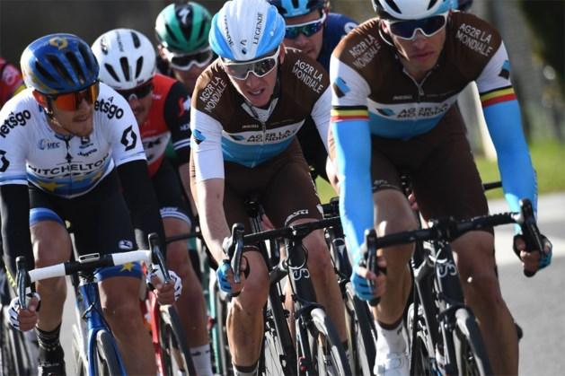 Oliver Naesen moet kopman Romain Bardet mee aan eindzege helpen in Tour de France