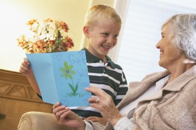 Oma en opa spelen nog altijd belangrijke rol in leven van tienerkleinkinderen