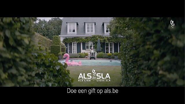 VRT weigert video over ALS wegens te hard