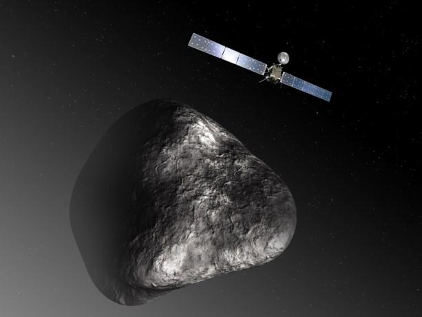 """Europees Ruimtevaartagentschap plant spectaculaire missie naar """"nieuwe komeet"""""""