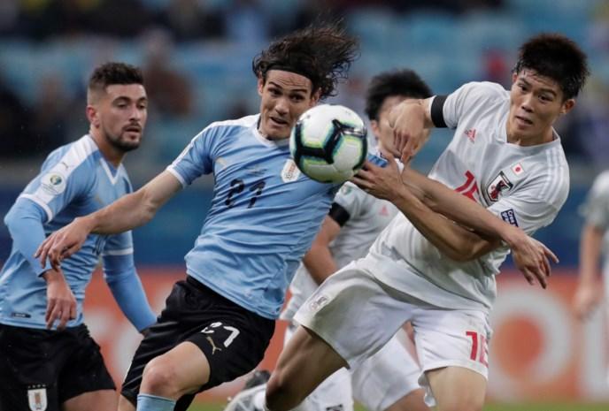 Tomiyasu pakt met Japan punt tegen Uruguay