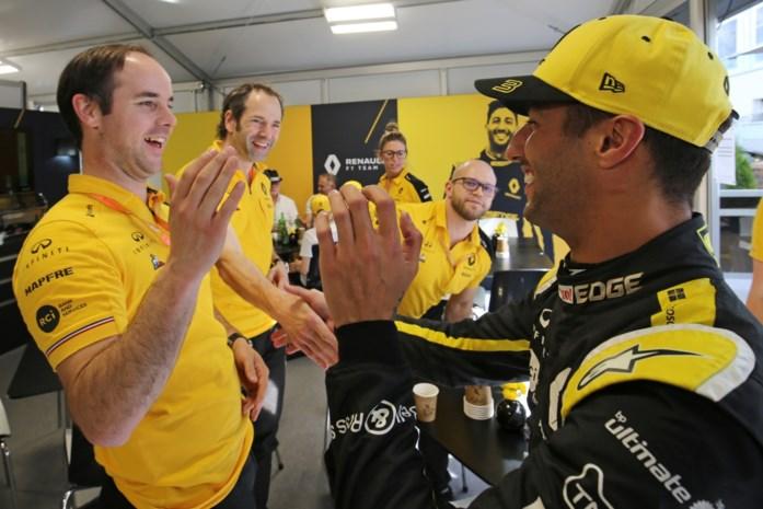 """Hasselaar is race-ingenieur voor Ricciardo: """"Droomjob, maar niet tot mijn pensioen"""""""