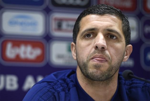 Karim Belhocine wordt de nieuwe hoofdcoach van Sporting Charleroi